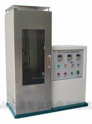 LFY-601垂直法织物阻燃性能测试仪